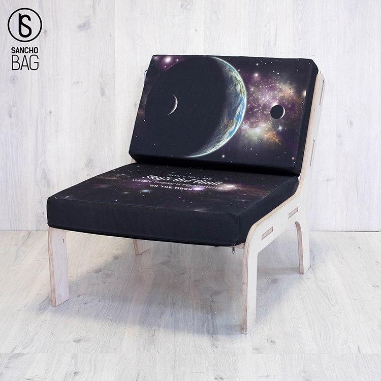 Кресло из фанеры Classic