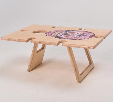Винный столик Muerte