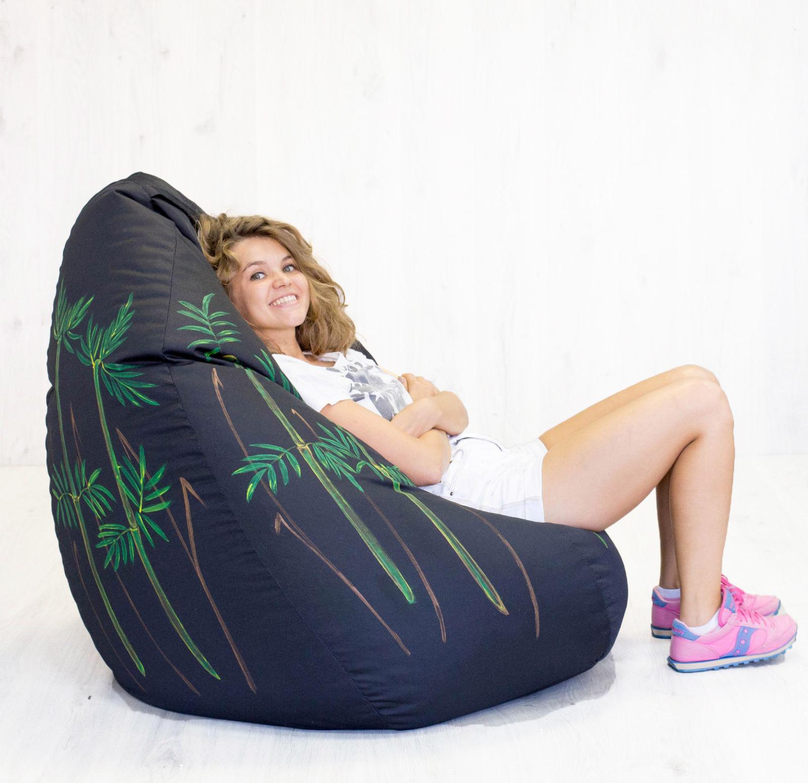 Кресло Бамбук M -30%|Продано