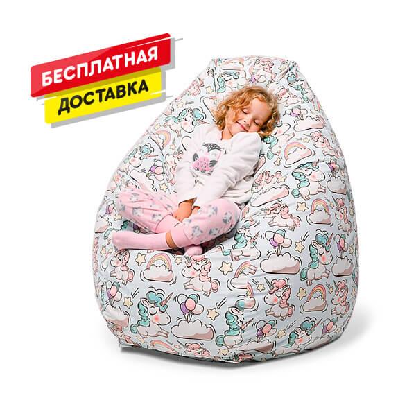 Кресло-Груша Принт Lviv