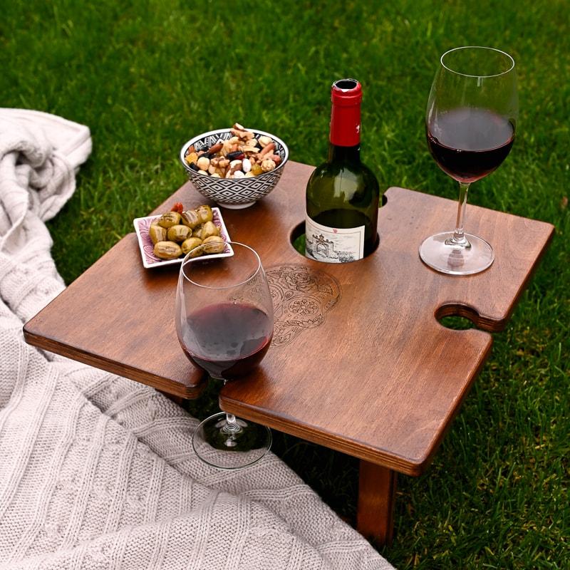 Винный столик Cuadro