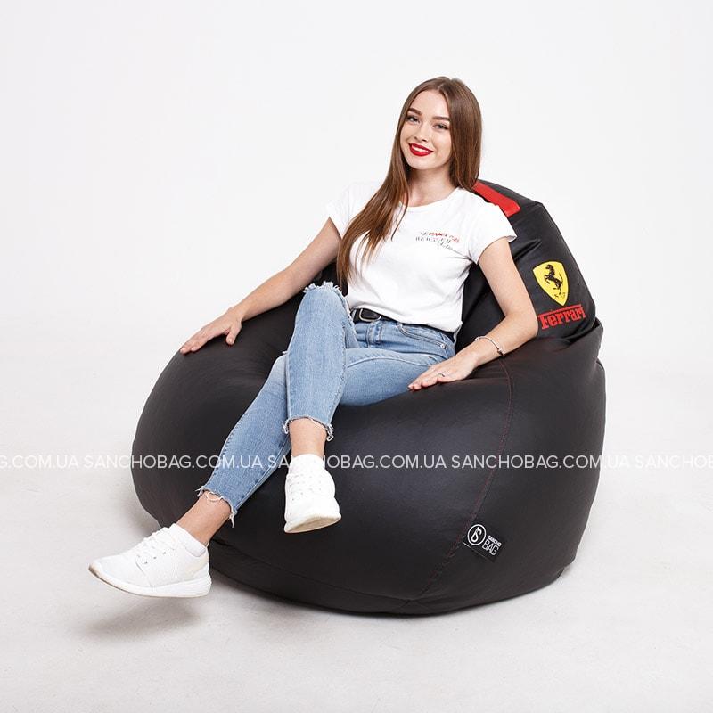 Кресло-мешок груша Ferrari