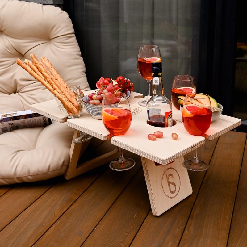 Винный столик Cuadro - 2