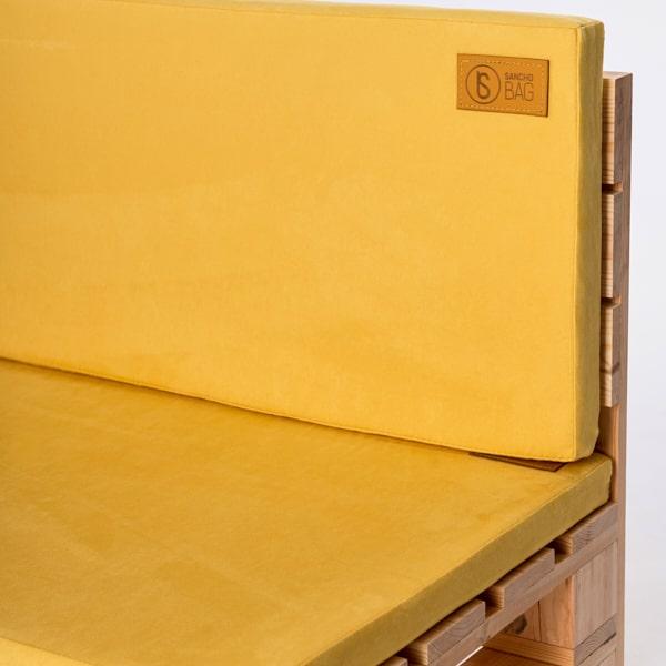 Комплект подушек ткань Велюр