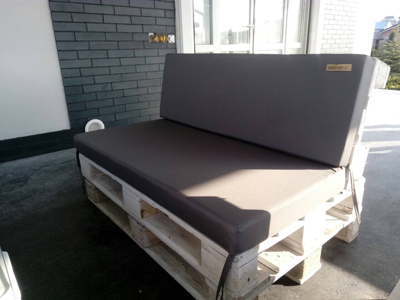 Подушка для мебели из паллет