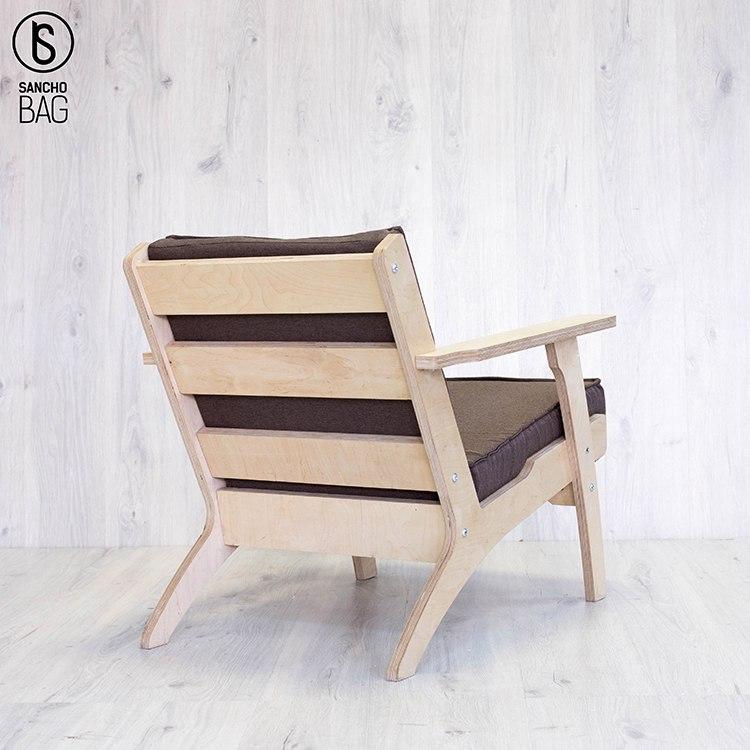 Бескаркасная мебель Стул Lounge