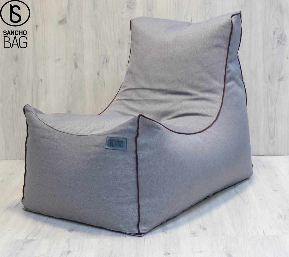 Бескаркасная мебель Кресло лежак L