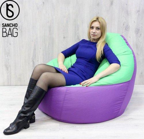Бескаркасная мебель Кресло мешок Комфорт