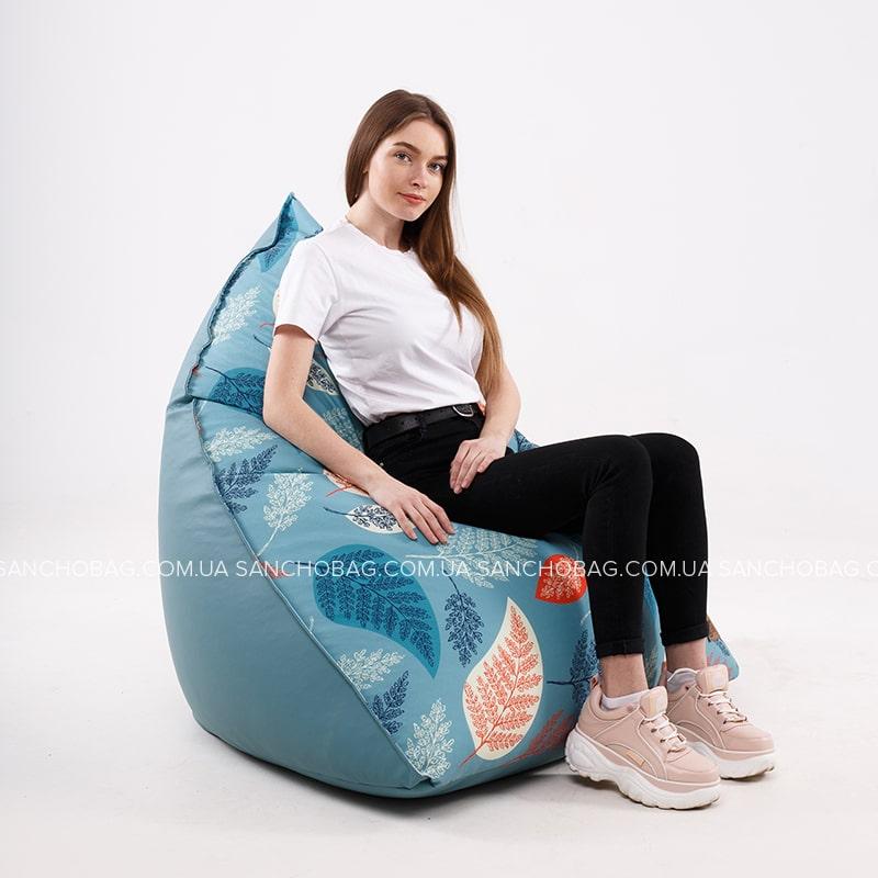 Кресло Пирамида Blue