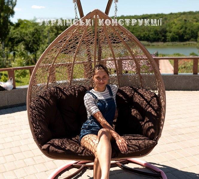 Бескаркасная мебель Подвесное кресло Dabl
