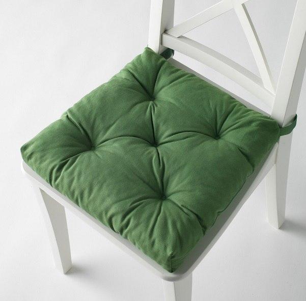 Бескаркасная мебель Подушки стул 40x40x4(от 10шт)