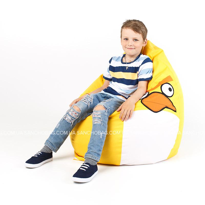 Дитяче крісло мішок від компанії Sanchobag