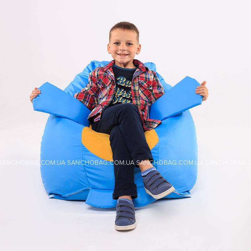 Кресло-мешок Бегемотик
