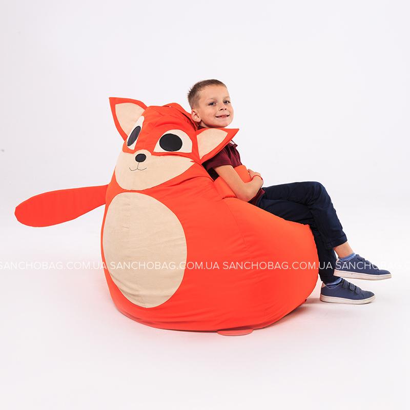 Кресло-мешок Лисёнок