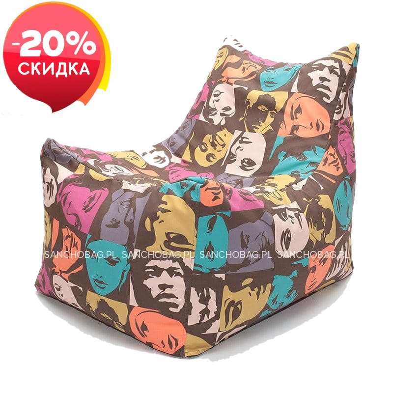 Кресло Vespa Pop-Art