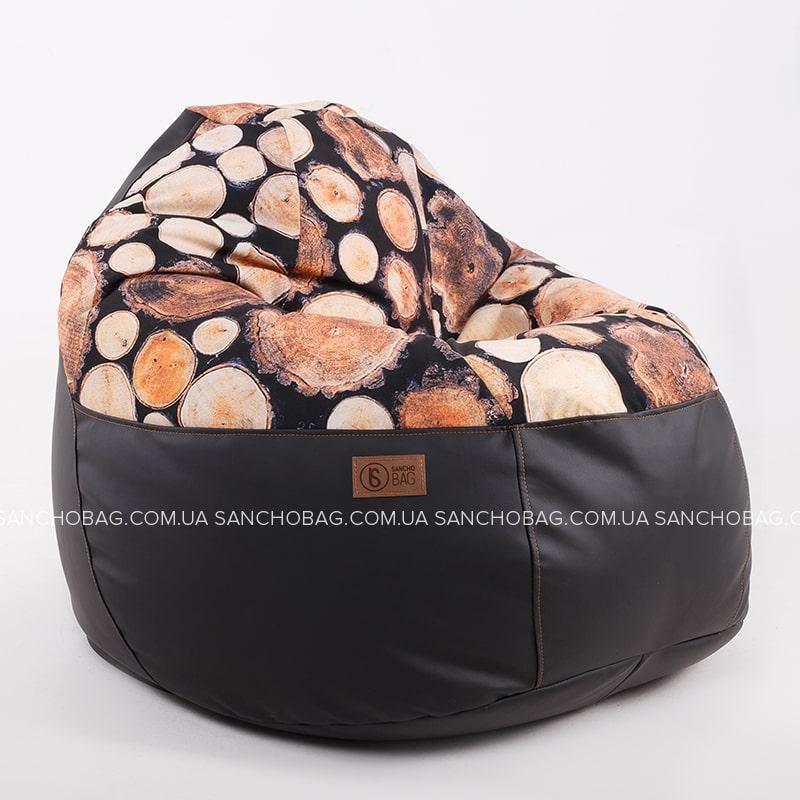 Кресло комфорт Wood