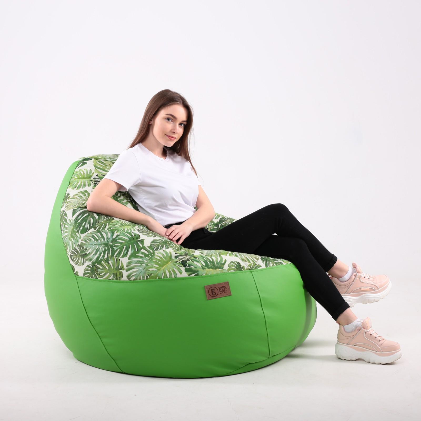 Кресло комфорт Green Leaf