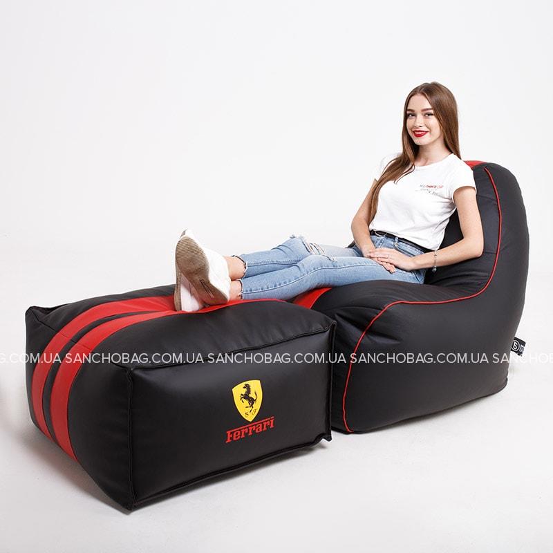 Чехол на кресло Ferrari