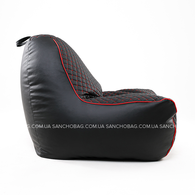 SportCar Future BLACK+RED