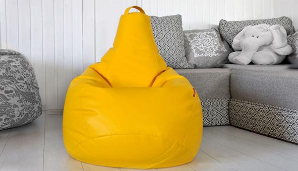 Как появились кресло-мешки SanchoBag