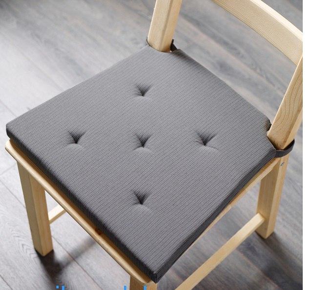Подушки стул 40x40x4(от 10шт)