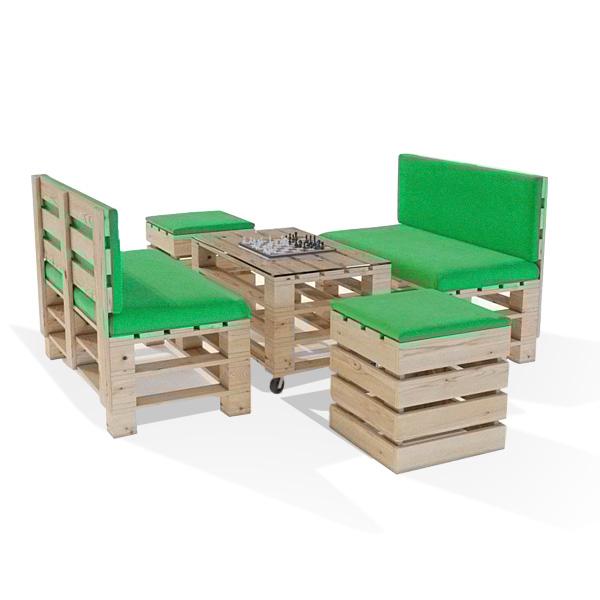 Мебель из паллет Lviv