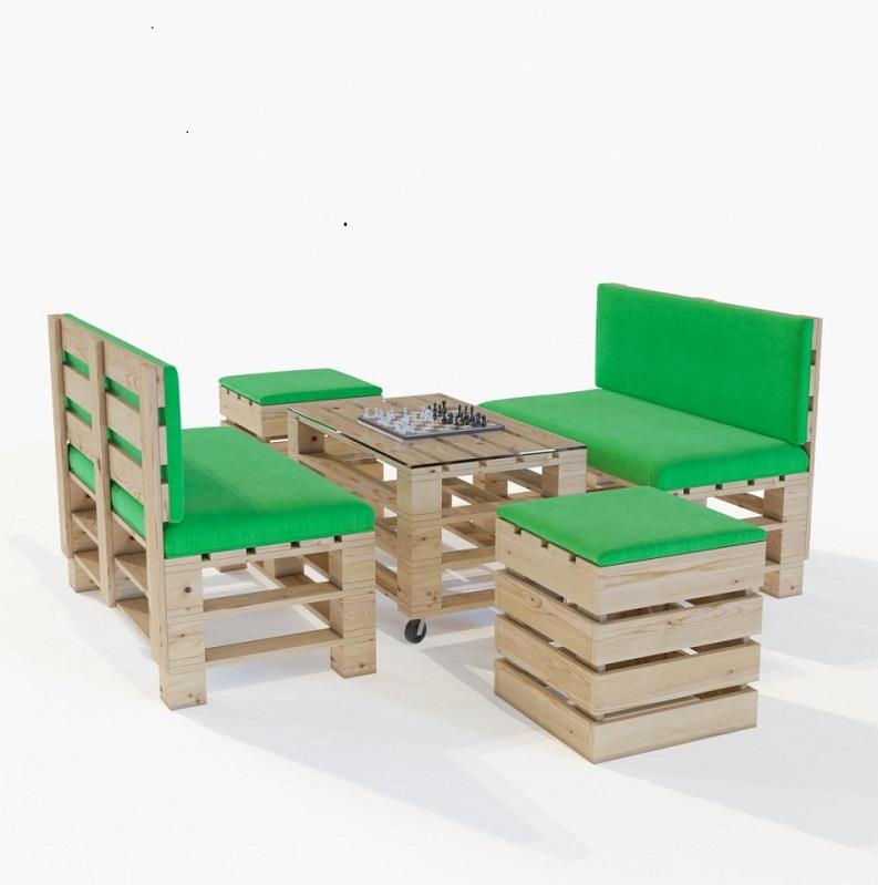 Мебель из паллет Одесса